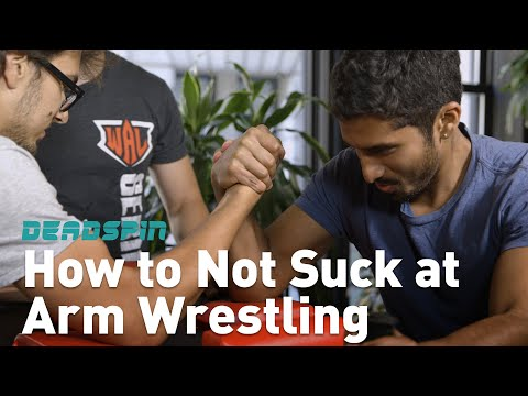 Impress Your Friends at the Bar With Proper Arm Wrestling Techniques