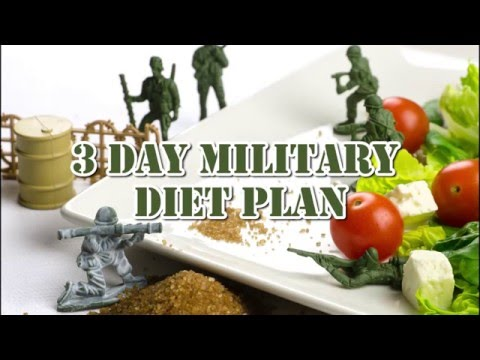 3-day-military-diet