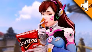 D.Va Gremlin Rage: ACTIVATE! - Overwatch Funny & Epic Moments 620