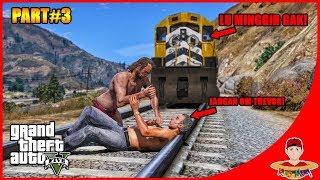 SUPER TREVOR wkwkwk #3 YOU LAUGH YOU LOSE GTA V !! CHALLENGE