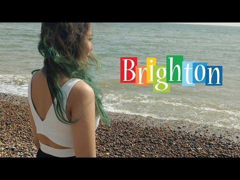 Brighton Beach Time | Travel Vlog