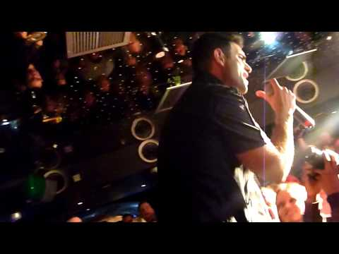 Sarbel - Mi Chica (live) - London Eurovision Party, London - 21-04-2013