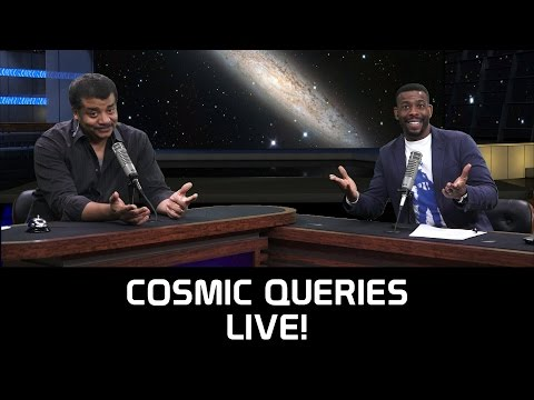 Cosmic Queries Live! with Neil deGrasse Tyson