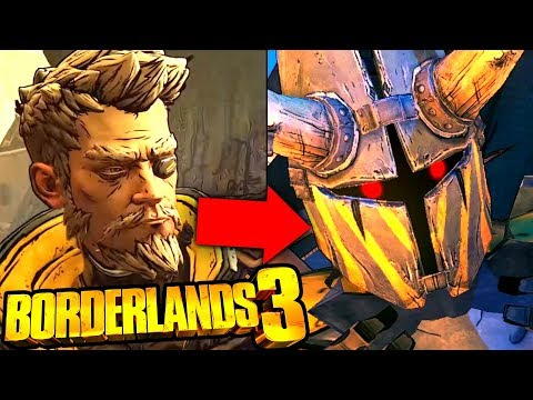 Huge News Borderlands 3 Zane Isn T Who He Appears To Be Youtube