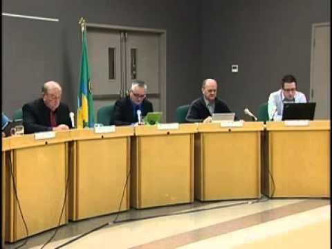Réunions Publiques - Conseil municipal de L'Ange-Gardien - Février 2014