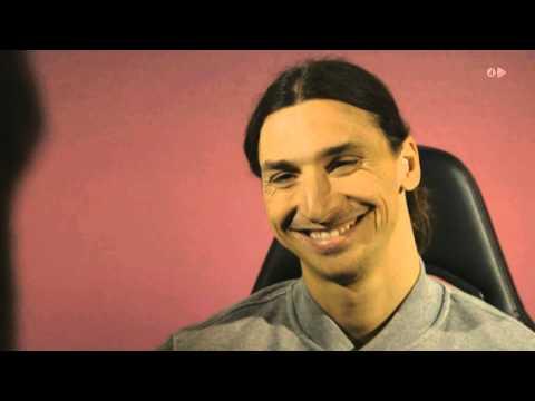 Zlatan rankar sina snyggaste mål! (intervju)