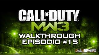 ▶ Call of Duty Modern Warfare 3 - ITA Campaign GamePlay HD - iTH Part 15