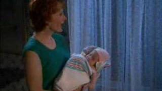 Reba singing to Elizabeth