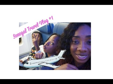 Senegal Travel Vlog #1
