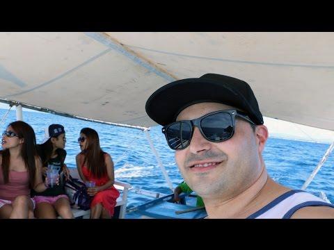 Mactan Cebu Philippines Island Hopping | Ep. 2 | HD