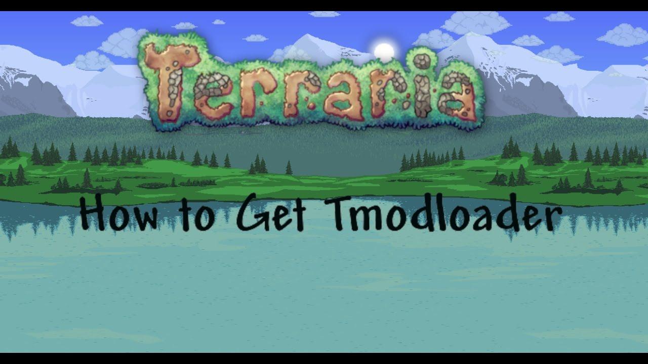 How to Install Tmodloader for Terraria 1 3 5 - Mods for Terraria