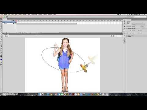 Flash CS6 3D Orbit