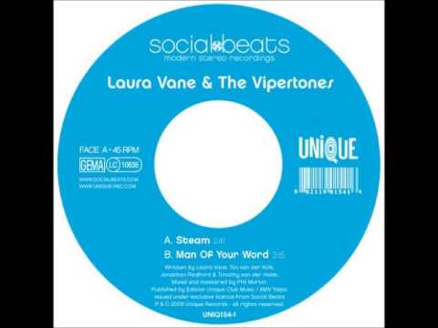 Laura Vane & The Vipertones - Man Of Your Word