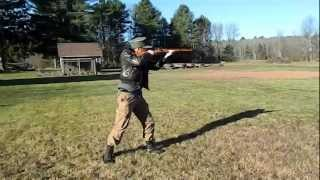 Shooting the Steyr-Mannlicher M1895 with Tris