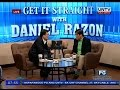 Cong. Cesar Sarmiento on Get it Straight