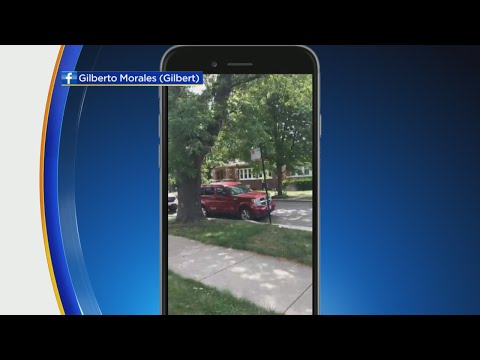 Shots Fired In Cragin Neighborhood Caught On Social Media