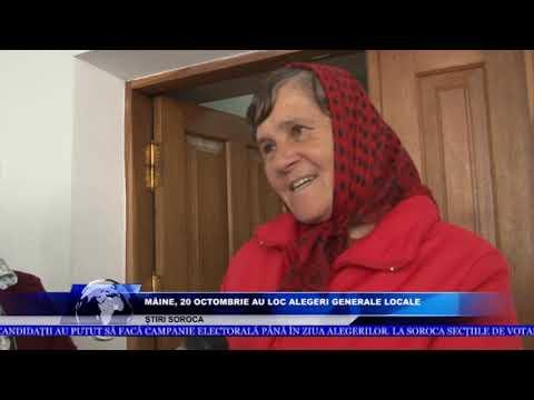 MINE, 20 OCTOMBRIE AU LOC ALEGERI GENERALE LOCALE