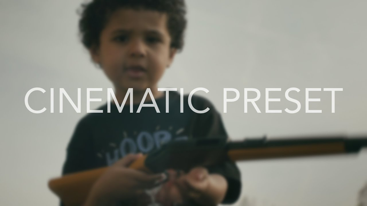 Free Color Grading Presets  Cine CC Preset  YouTube