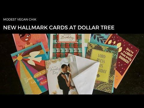NEW Dollar Tree Finds | Expressions Hallmark Cards At Dollar Tree! 👑