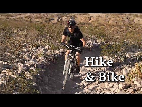 Hike & Bike   Only in El Paso   KCOS
