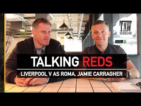 Liverpool v AS Roma: Champions League Semi Final Day, Jamie