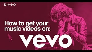 Download How To Get Your Music on Vevo
