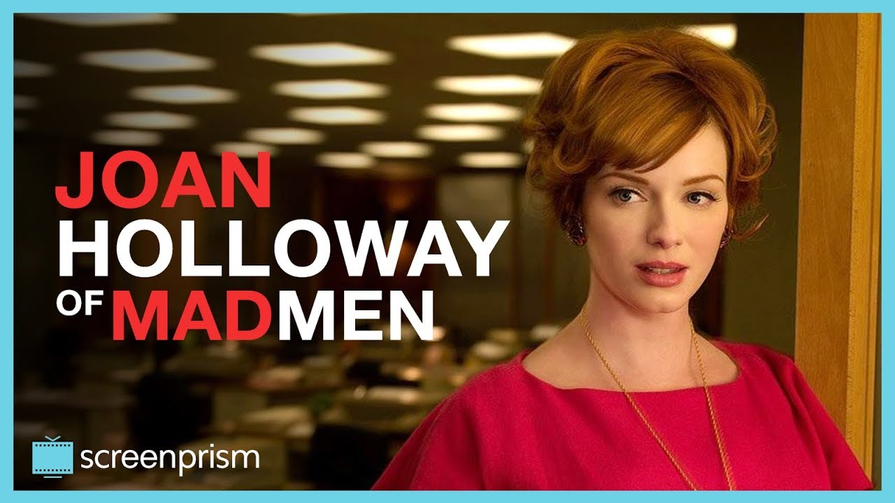 f51913ed3 Mad Men: Joan Holloway, A Subversive Venus - YouTube