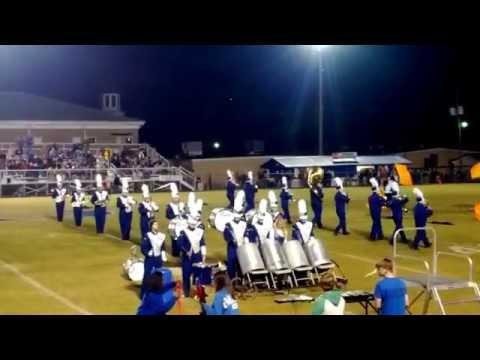 Oakman High School Band (drums)