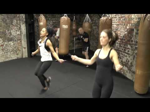Boxing Training at Henrietta Street Gym