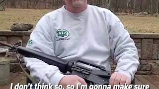 Man destroys the AR-15 rifle he's owned for over 30 years after Florida school shooting   ABC News