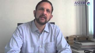 Eye Floaters- what are they & how do they happen: Dr. Mehta, Aster Eye Hospital, Delhi, India.