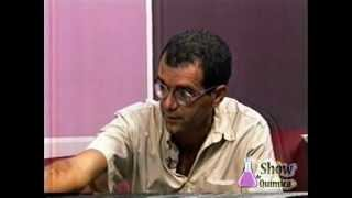 Parte #1 Entrevista no Programa Jogo Aberto em 04 março de1998 - Show de Química