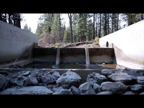 Upper Deschutes Watershed Council - A Dam Problem