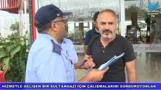 Sultangazi Belediyesi Zabıta Müdürlüğü 7/24 iş başında