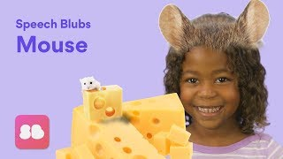 Speech Blubs MOUSE Storybook - Speech Exercises for Kids!