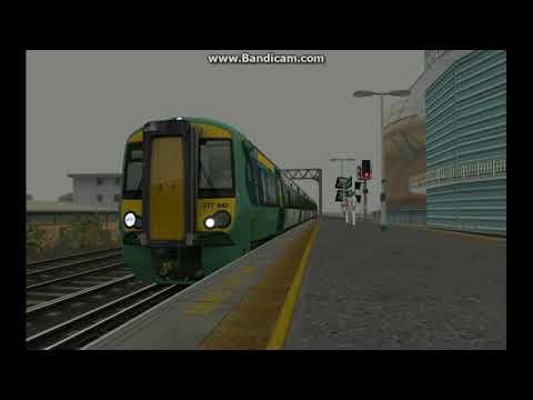 London Victoria to East Croydon