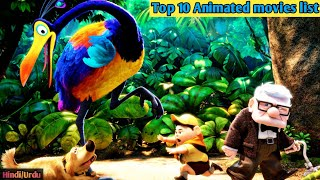 Top 10 Hollywood Animated movies Dubbed in Hindi by Movie squad