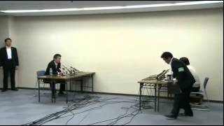 橋下徹大阪市長 と在日特権を許さない市民の会 との意見交換