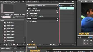 Premiere Pro CS5 The Ripple Edit Tool - Tutorial