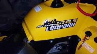 Сидушка кофра GKA на квадроцикле Стелс Леопард 500YS