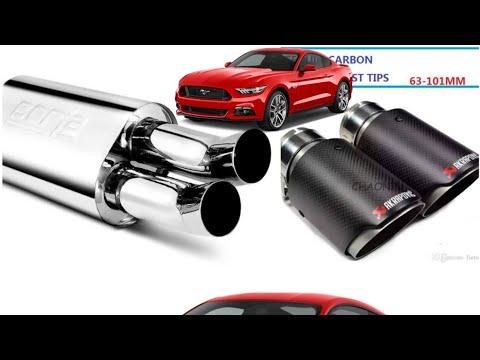 Akrapovic VS Borla Exhaust | Ford Mustang GT