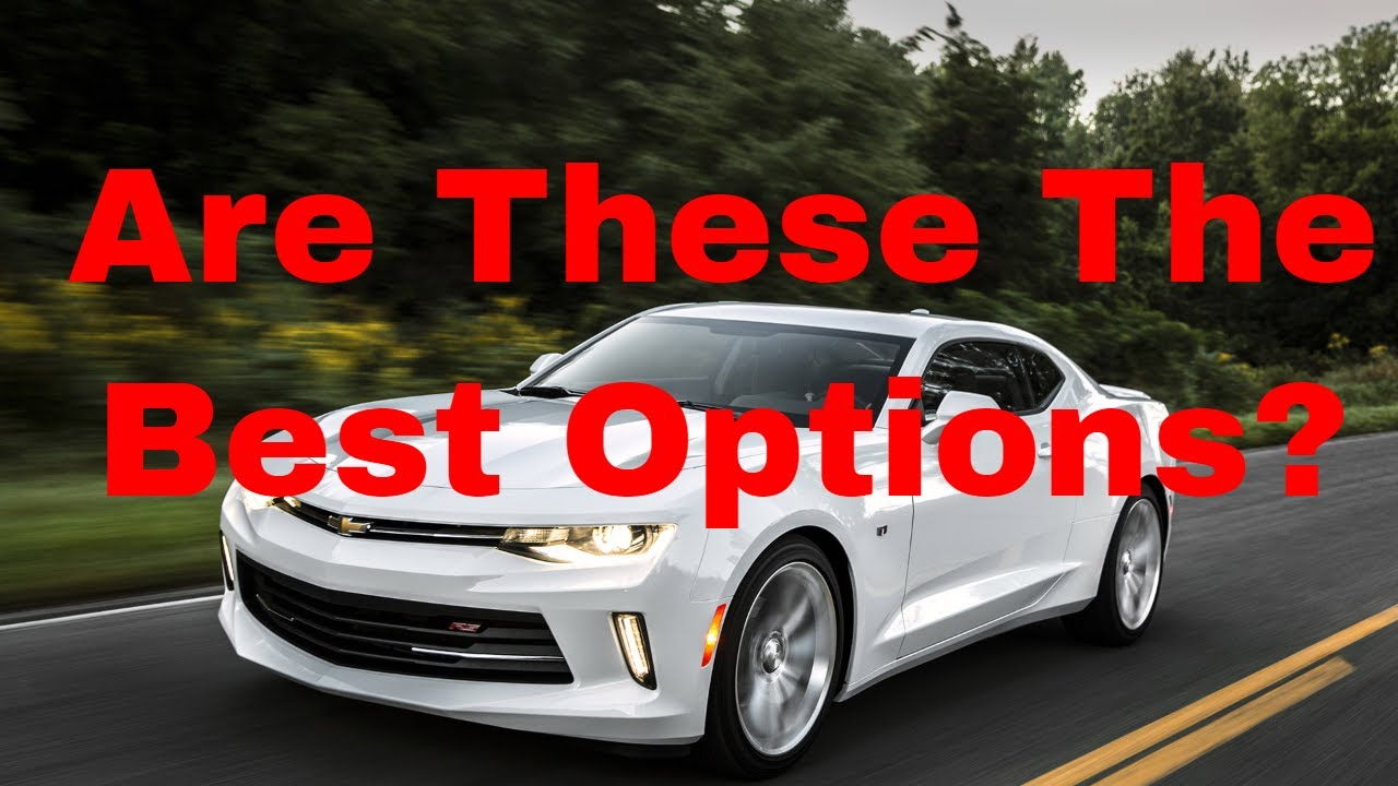 Build Your Own Camaro >> 2018 Chevrolet Camaro 2ss Lt1 Build Your Own Camaro Price And Options Review