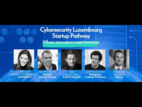 Cybersecurity Luxembourg Startup Pathway