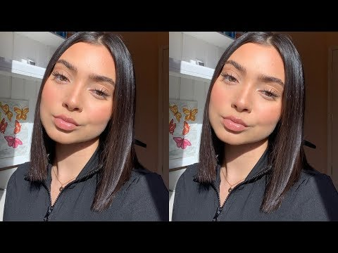 NATURAL GLOWY EVERYDAY MAKEUP ROUTINE *updated*