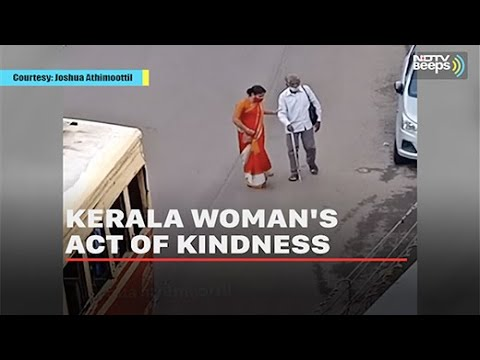 Kerala Woman's Act Of Kindness Is Viral   NDTV Beeps