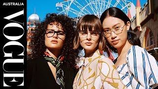 How to find the perfect pair of glasses   Shopping and Style Guides   Vogue Australia
