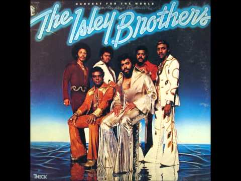 THE ISLEY BROTHERS   AT YOUR BEST YOU ARE LOVE