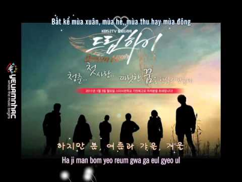 [Lyric+Vietsub YANST] Winter Child / Happy Birthday To U (Dream High OST) - Suzy (Miss A)