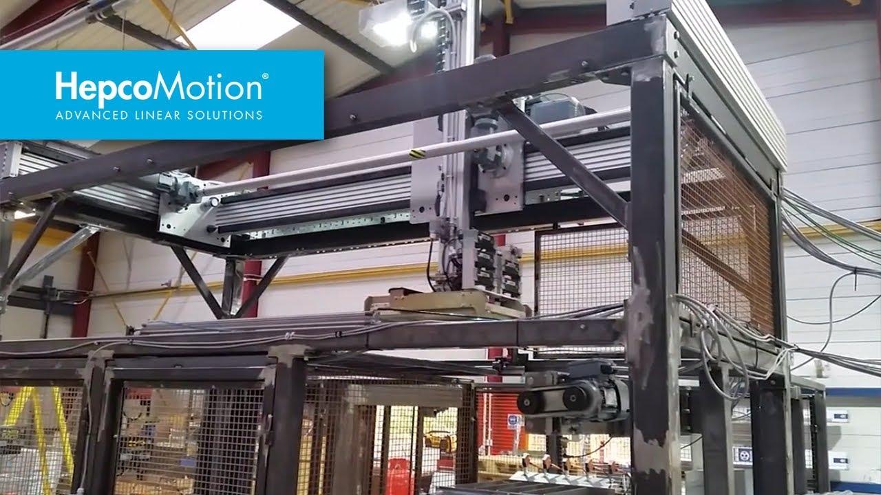 HepcoMotion Gantry System | HepcoMotion Case Study