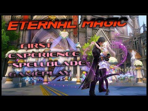 🔮ETERNAL MAGIC 20+ Spellblade – Fantasy MMORPG [Western Version] Day 1 Experience